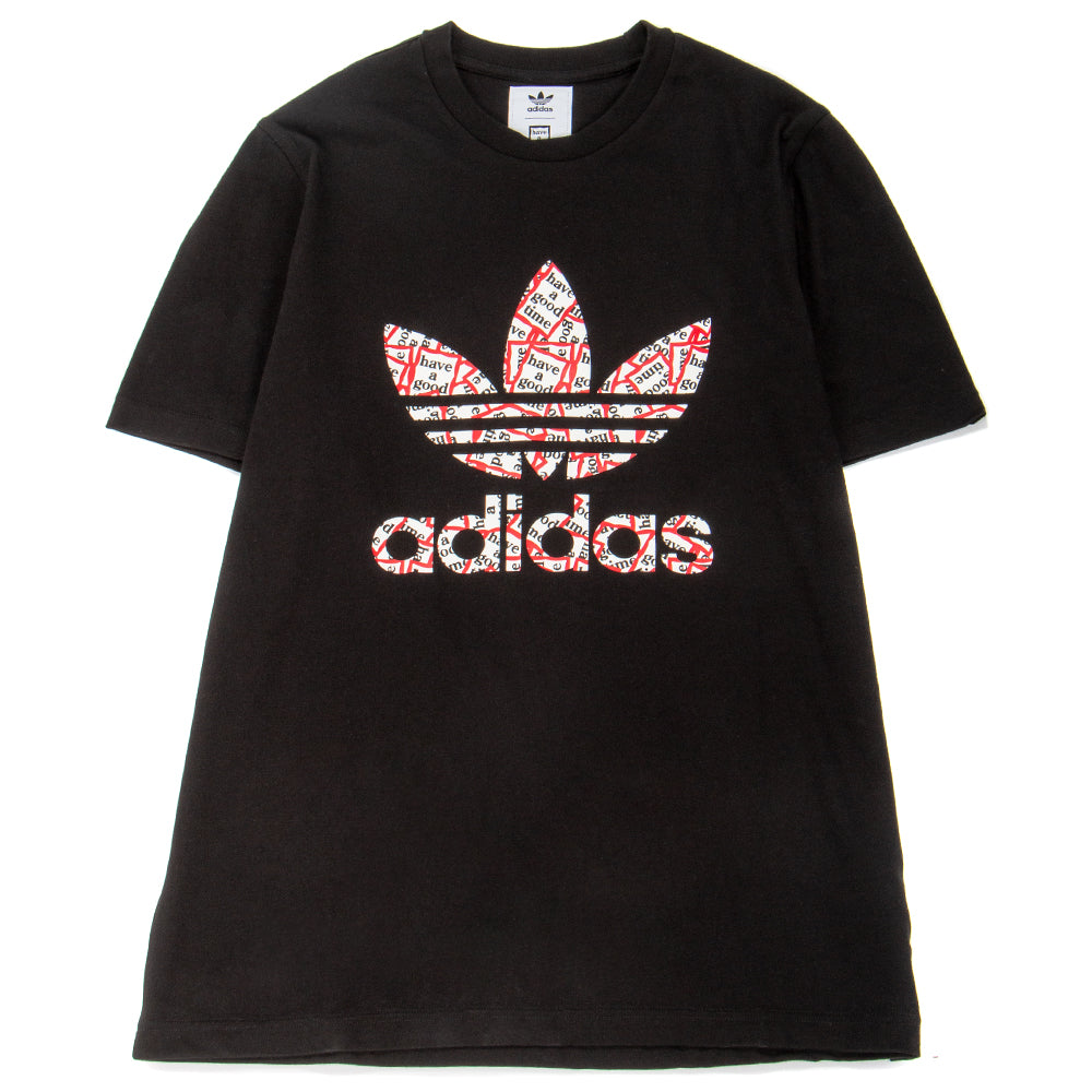 Style code DP7446. adidas by Have a Good Time T-shirt / Black