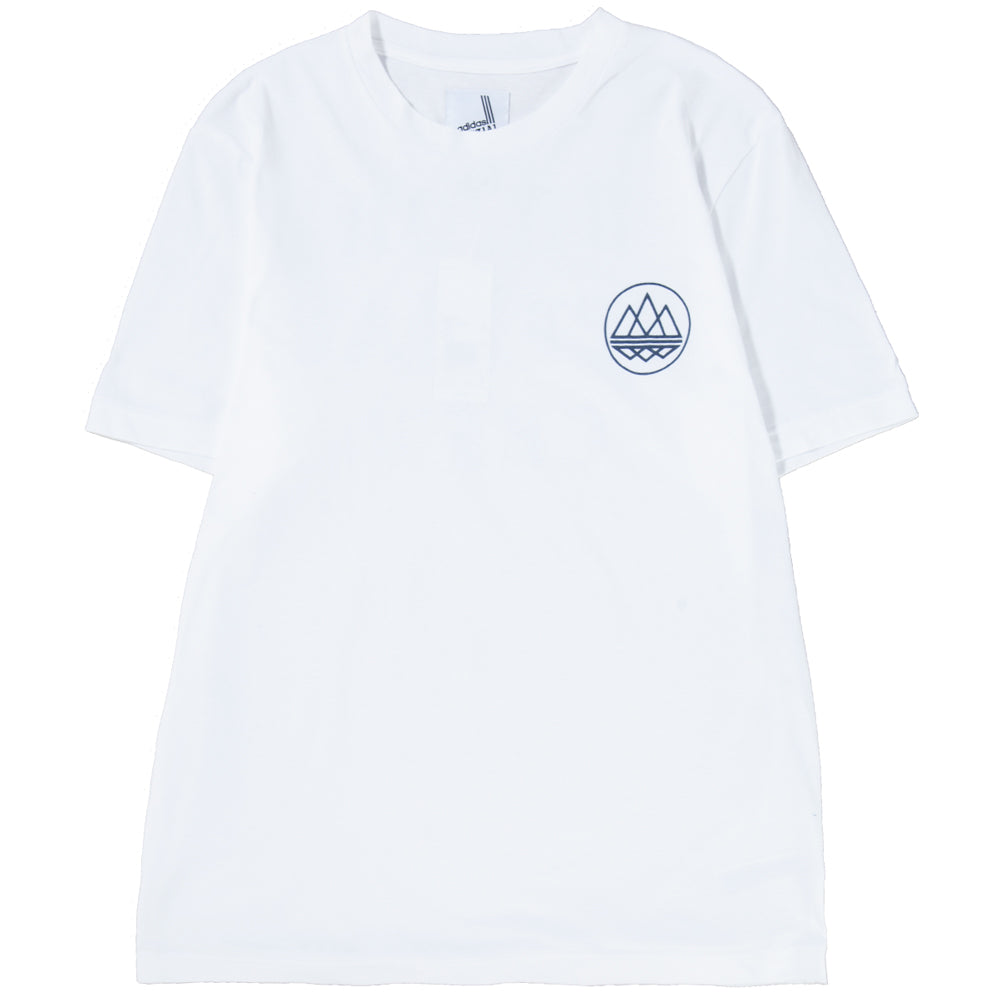Style code DQ0111. adidas Spezial by Union T-shirt / White