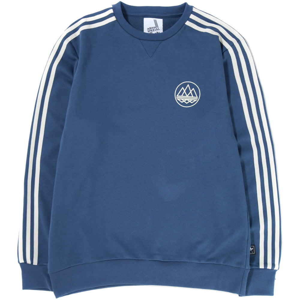 Style code DQ0112. adidas Spezial by Union Crew / Dark Blue