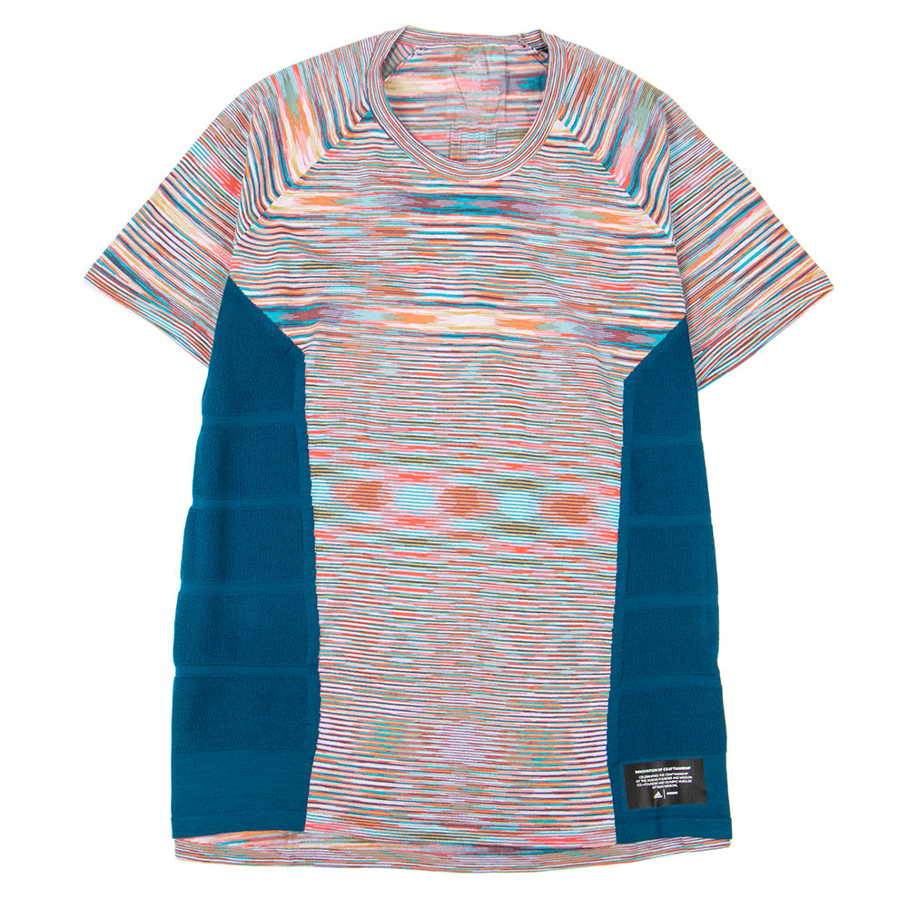adidas x Missoni City Runners Unite T-shirt / Multicolour - Deadstock.ca