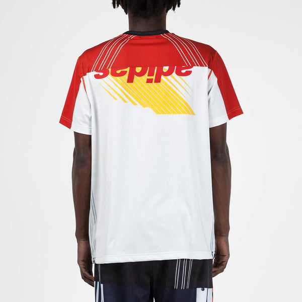 adidas Originals by Alexander Wang Photocopy T-shirt St Brick / Clear Grey