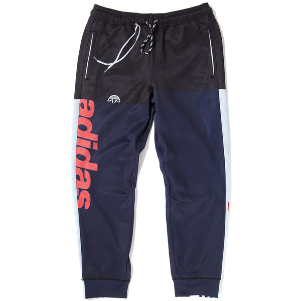 Style code DT9487. adidas Originals by Alexander Wang Photocopy Track Pant / Legend Ink