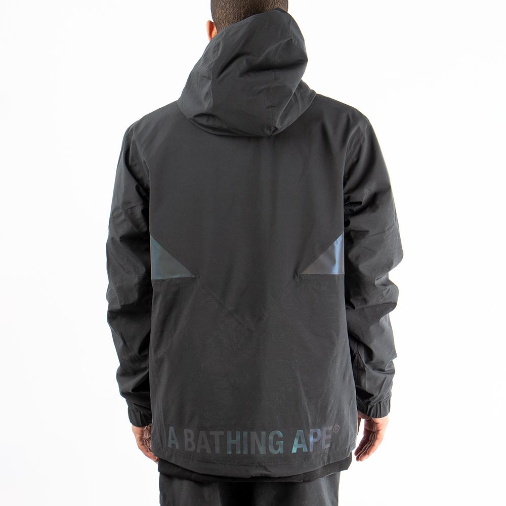 adidas Snowboarding by BAPE Snow Jacket / Black