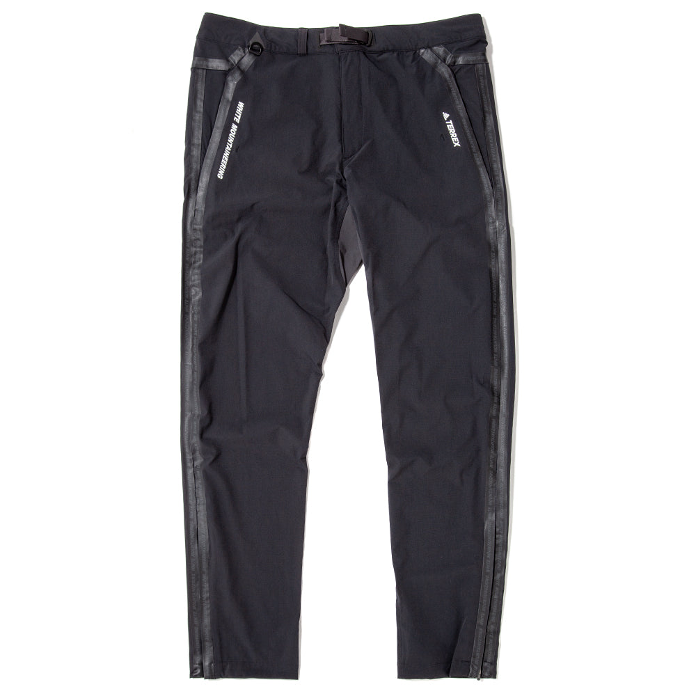 adidas by White Mountaineering Slim Pant / Black - Deadstock.ca