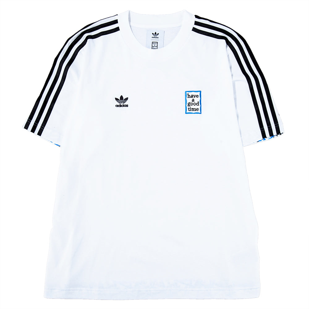 DZ9230 adidas by Have A Good Time T-shirt / White