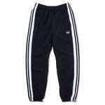adidas 3-Stripes Panel Sweatpants / Black - Deadstock.ca