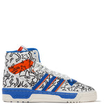 adidas Originals by Keith Haring Rivalry Hi / Linen - Deadstock.ca