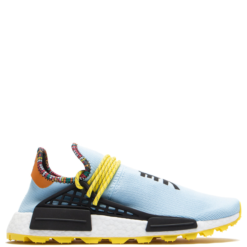 Style code EE7581. adidas by Pharrell Williams HU NMD / Clear Sky
