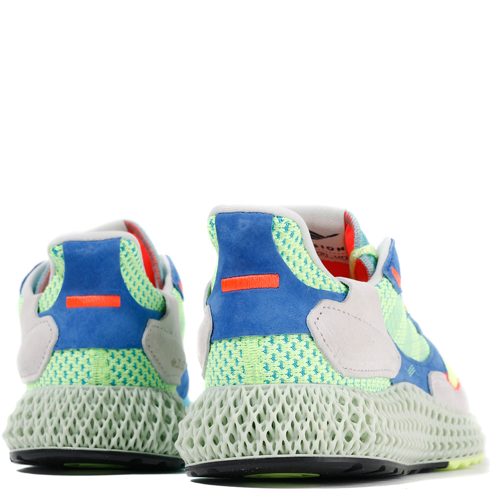 adidas ZX 4000 4D / Hi-Res Yellow - Deadstock.ca