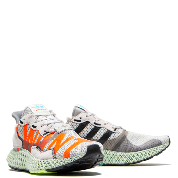 adidas ZX 4000 4D / Grey One - Deadstock.ca
