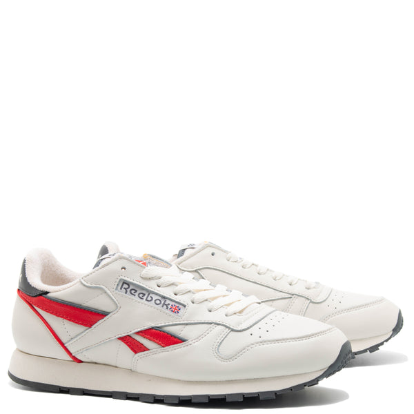Reebok CL Leather MU Chalk / Radiant Red
