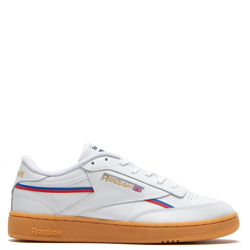 Reebok Club C 85 MU White / Radiant Red