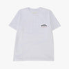 Reception Stonies T-shirt / White