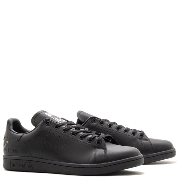 Style code F34257. adidas x Raf Simons RS Stan Smith / Core Black