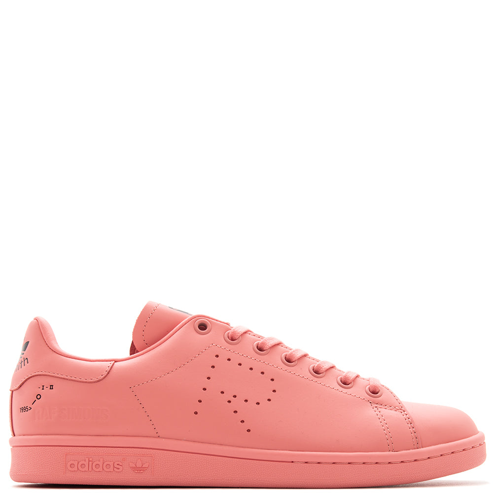 Style code F34269. adidas x Raf RS Stan Smith / Tactile Rose