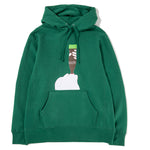 Fucking Awesome Summer Pullover Hoodie / Hunter Green - Deadstock.ca