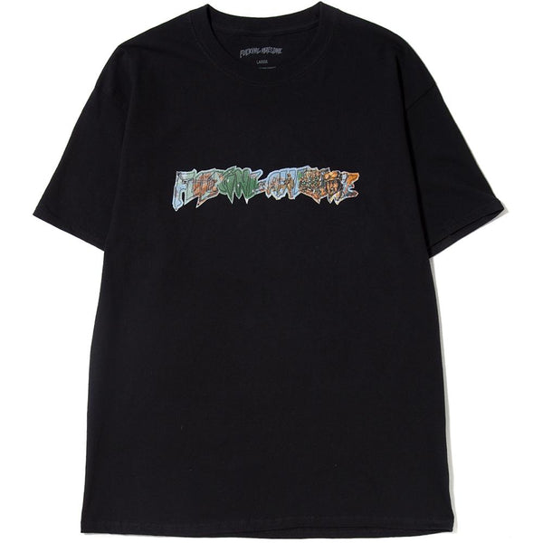Style code FAHO17TS015BLK. FUCKING AWESOME BATTLEFIELD T-SHIRT / BLACK