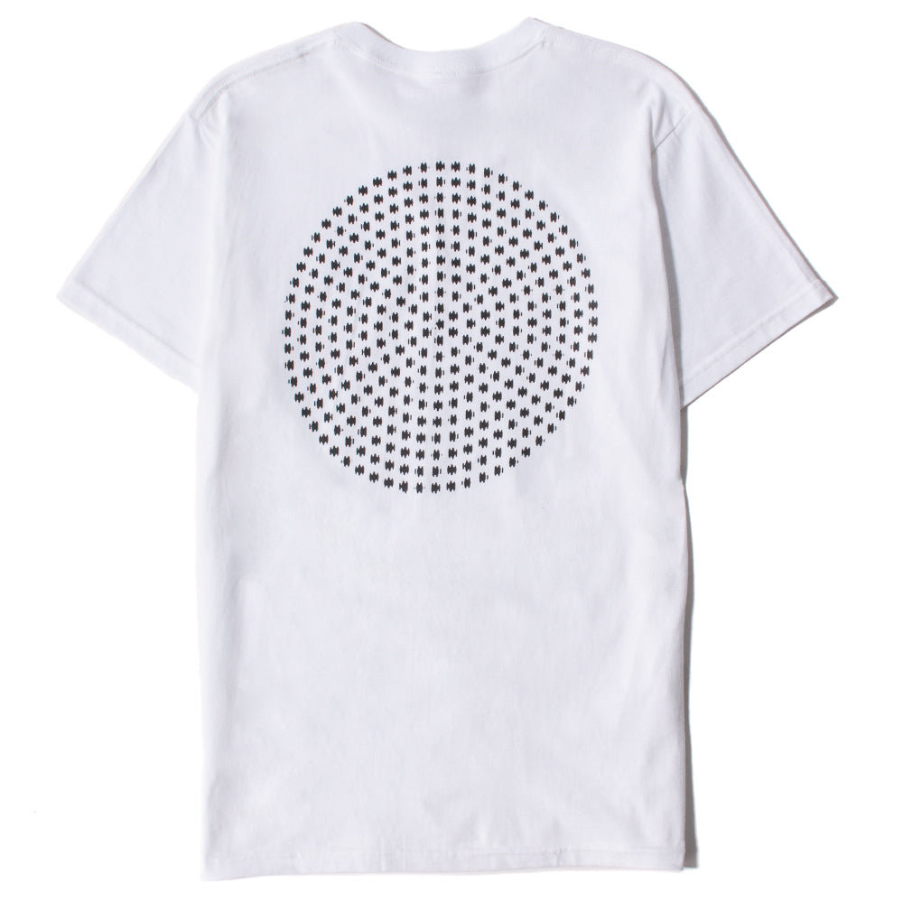 Style code FAHO18TS008WHT. Fucking Awesome Light T-shirt / White
