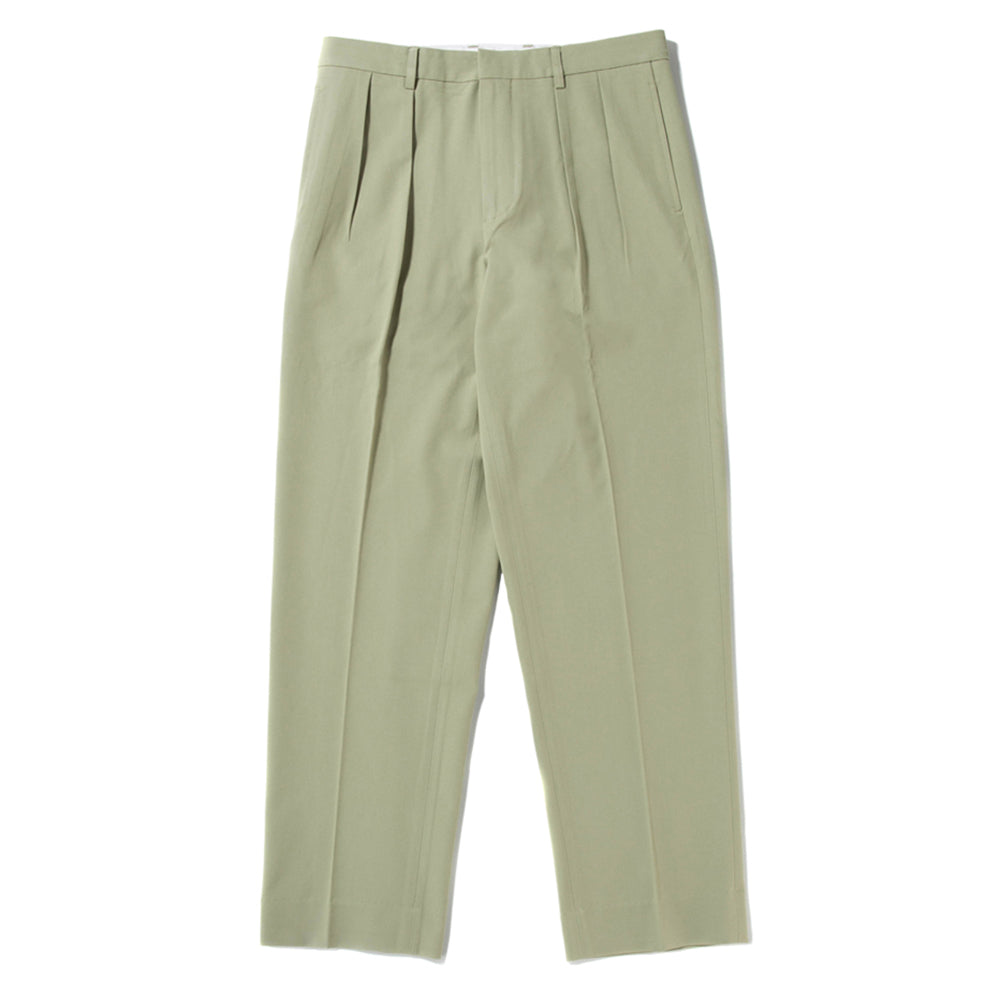 Fucking Awesome Pleated Pants / Soft Lime