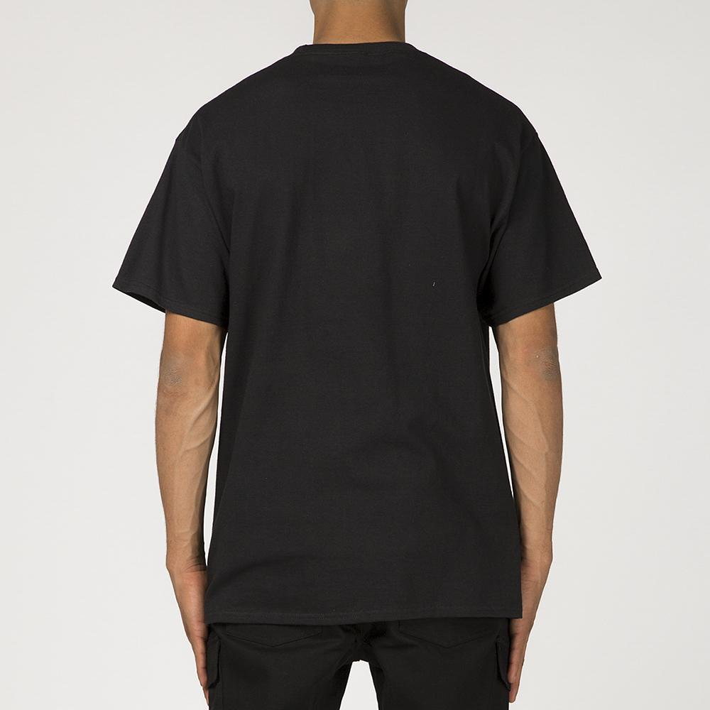 FUCKING AWESOME CENSORED T-SHIRT / BLACK