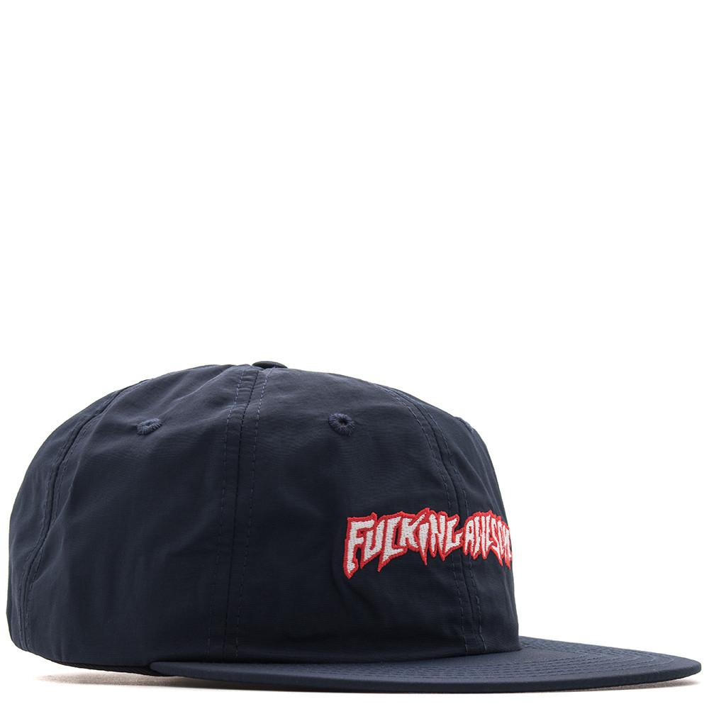 FUCKING AWESOME OUTLINE LOGO HAT / BLUE