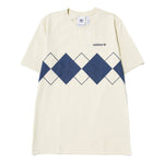 adidas Originals Argyle T-shirt / Sand
