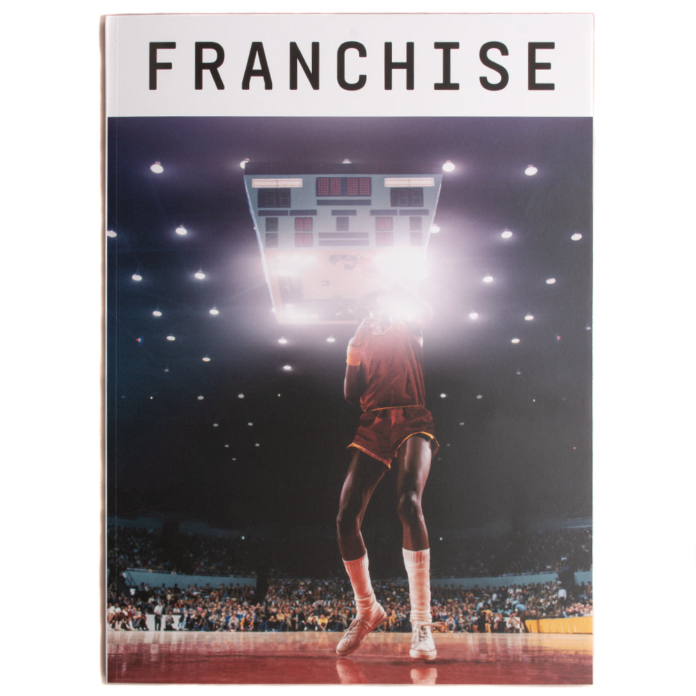 Style code FRANISSUE5. Franchise Magazine Issue 5