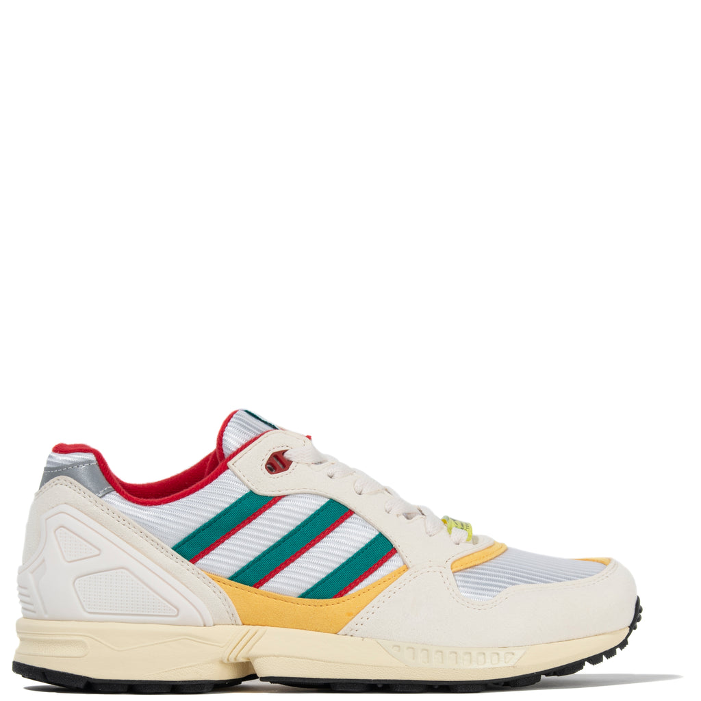 adidas Consortium ZX 6000 OG Crème / Red - Deadstock.ca