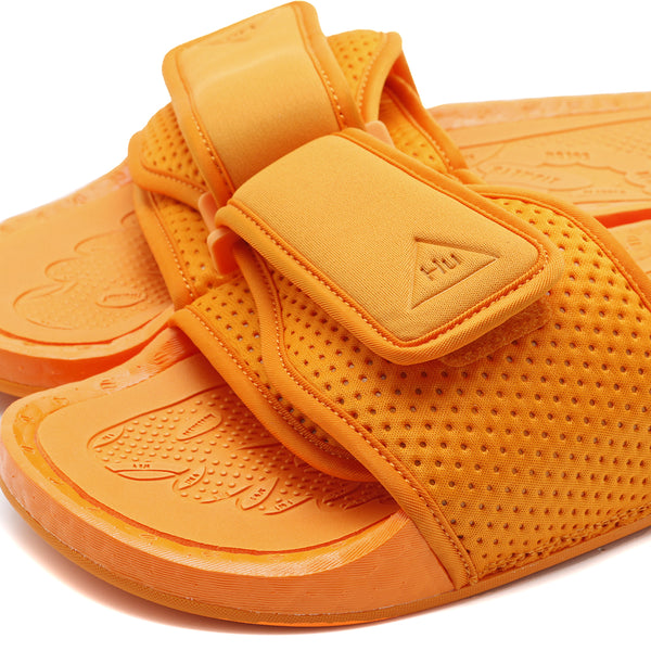 adidas by Pharrell Williams Boost Slide / Bright Orange