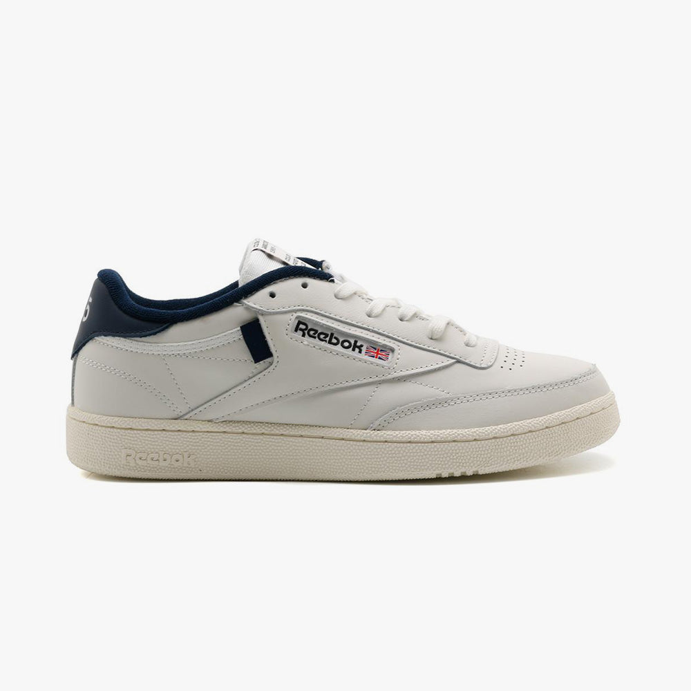Reebok Club C 85 Chalk / Collegiate Navy