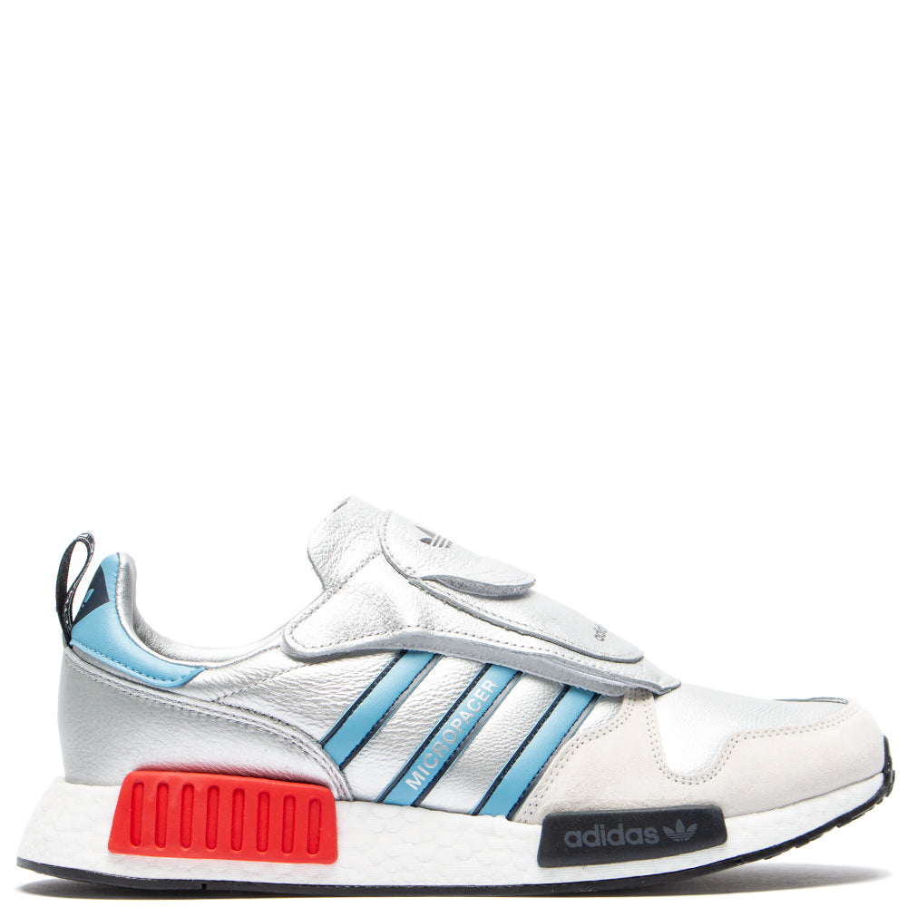 c4dfd6986ddd9f Style code G26778. adidas Never Made Micropacer x R1   Silver