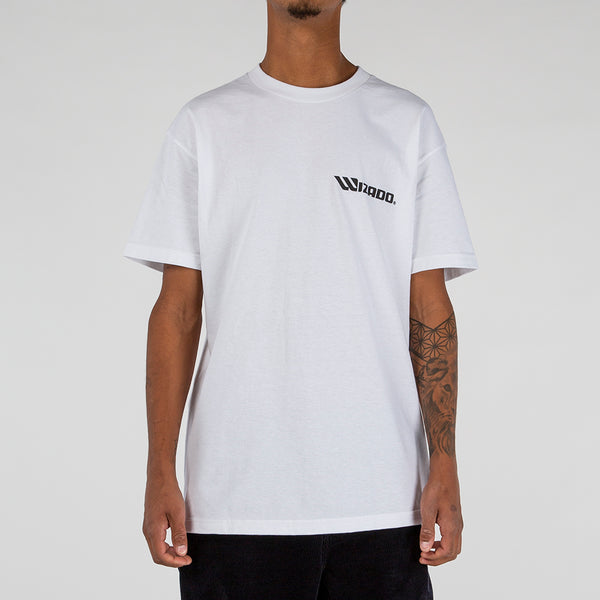 Gasius Wizado T-shirt / White - Deadstock.ca