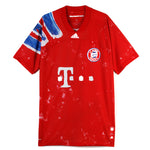 adidas Pharrell Williams FC Bayern Human Race Jersey / FCB True Red