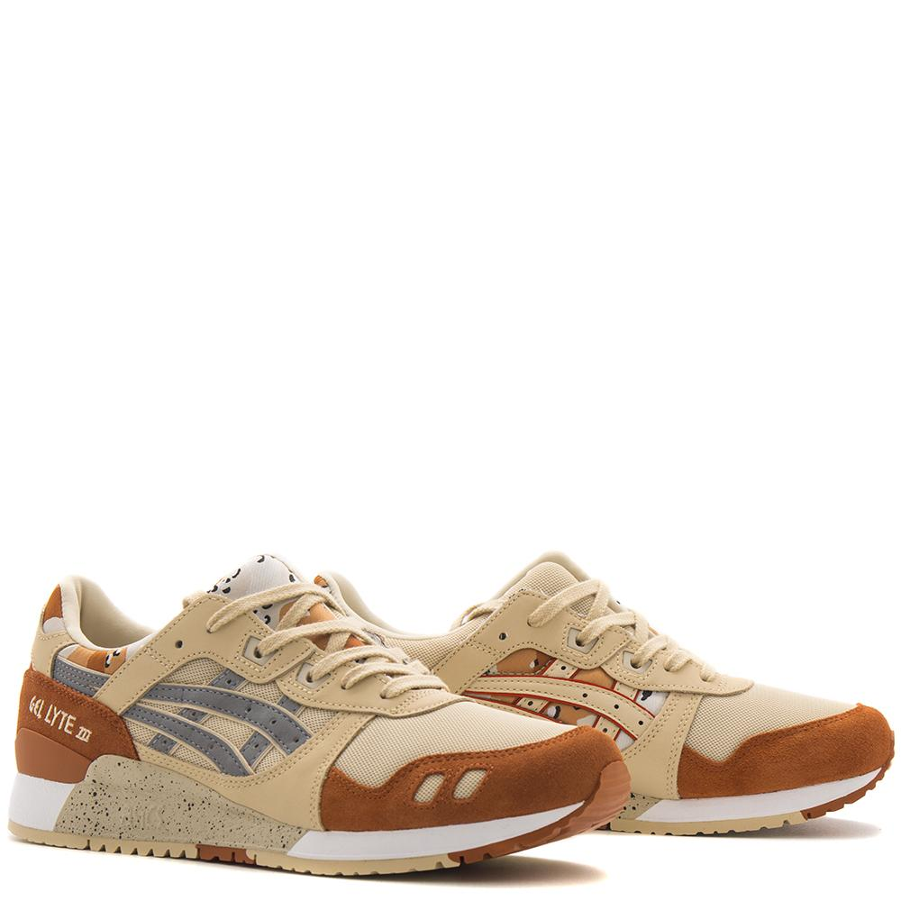 Style code H7Y0L.0593. ASICS GEL-LYTE III / MARZIPAN