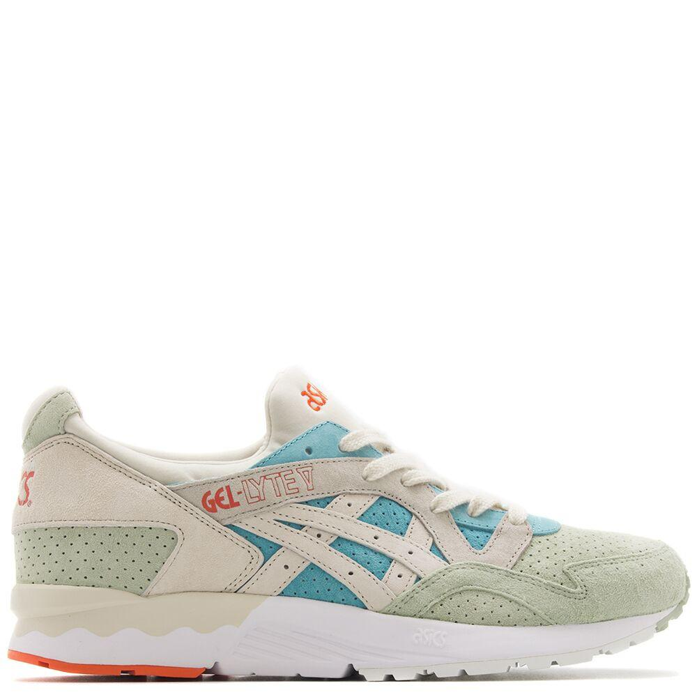 style code HL7K0-4002. ASICS GEL-LYTE V / REEF WATERS