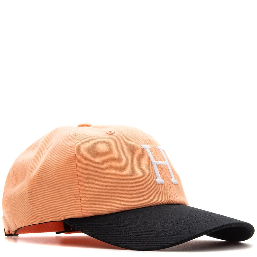 Style code HT00220SP18D2PEA. HUF CLASSIC CURVED VISOR / PEACH