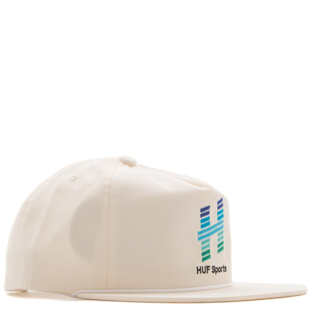 Style code HT195SP18D1OFF. HUF NETWORK SNAPBACK / OFF WHITE