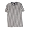 HUF Overdyed Vert Stripe Shirt / Off White