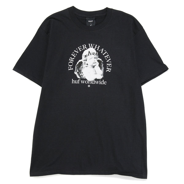 HUF Forever Whatever Omen T-shirt / Black