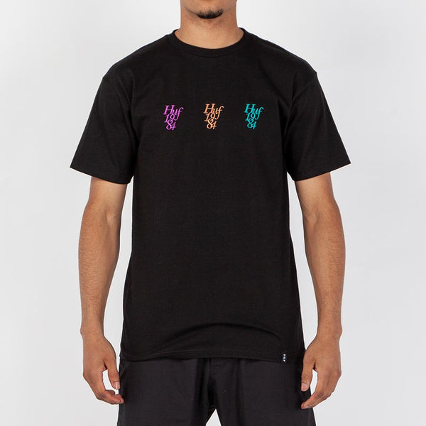 HUF Canal ST 1984 T-shirt / Black - Deadstock.ca