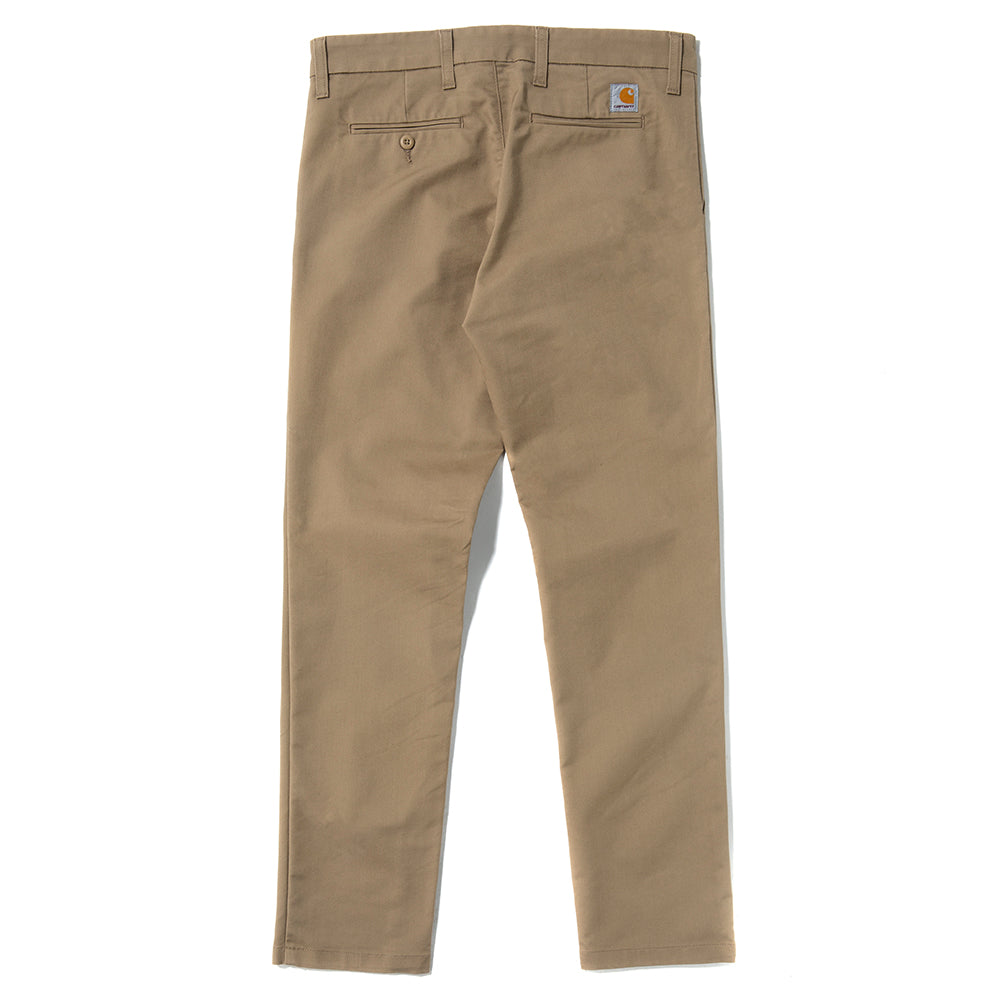Carhartt WIP Sid Pant / Leather Rinsed