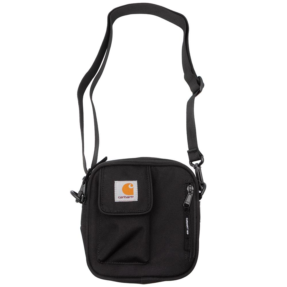 Style code I006285FW18BLK. Carhartt WIP Essentials Small Bag / Black