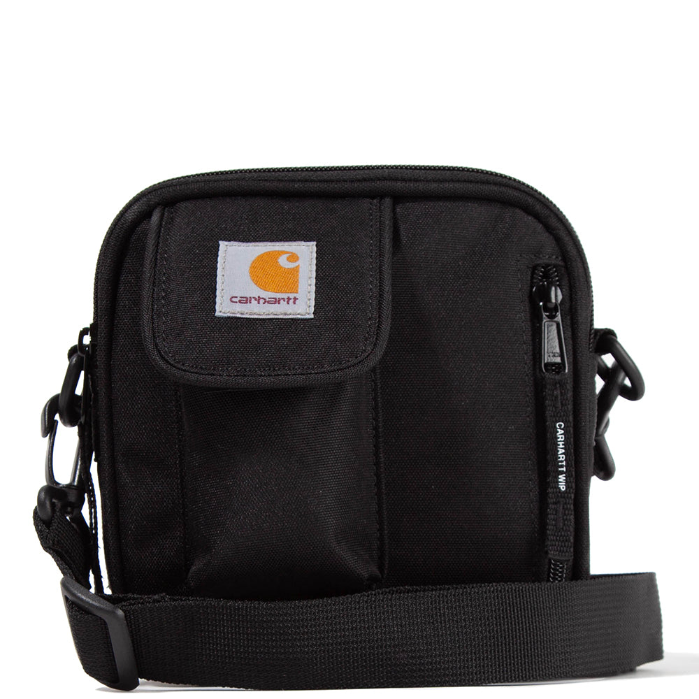 Carhartt WIP Essentials Small Bag / Black - Deadstock.ca