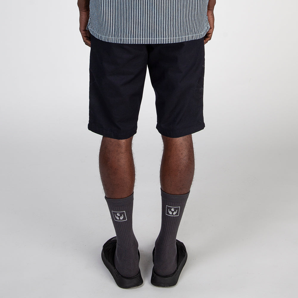 Carhartt WIP Sid Short / Dark Navy Rinsed