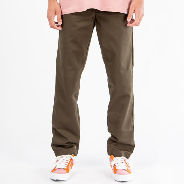 Style code I020074FW18CYP. Carhartt WIP Master Pant / Cypress Rinsed