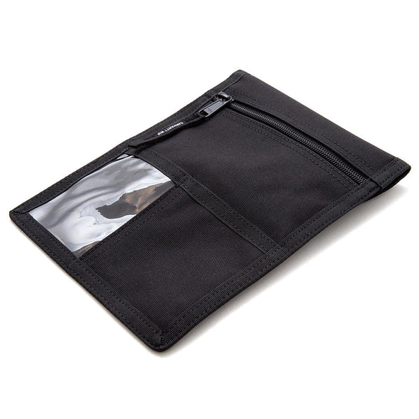 I020835BLK Carhartt WIP Collins Neck Pouch / Black