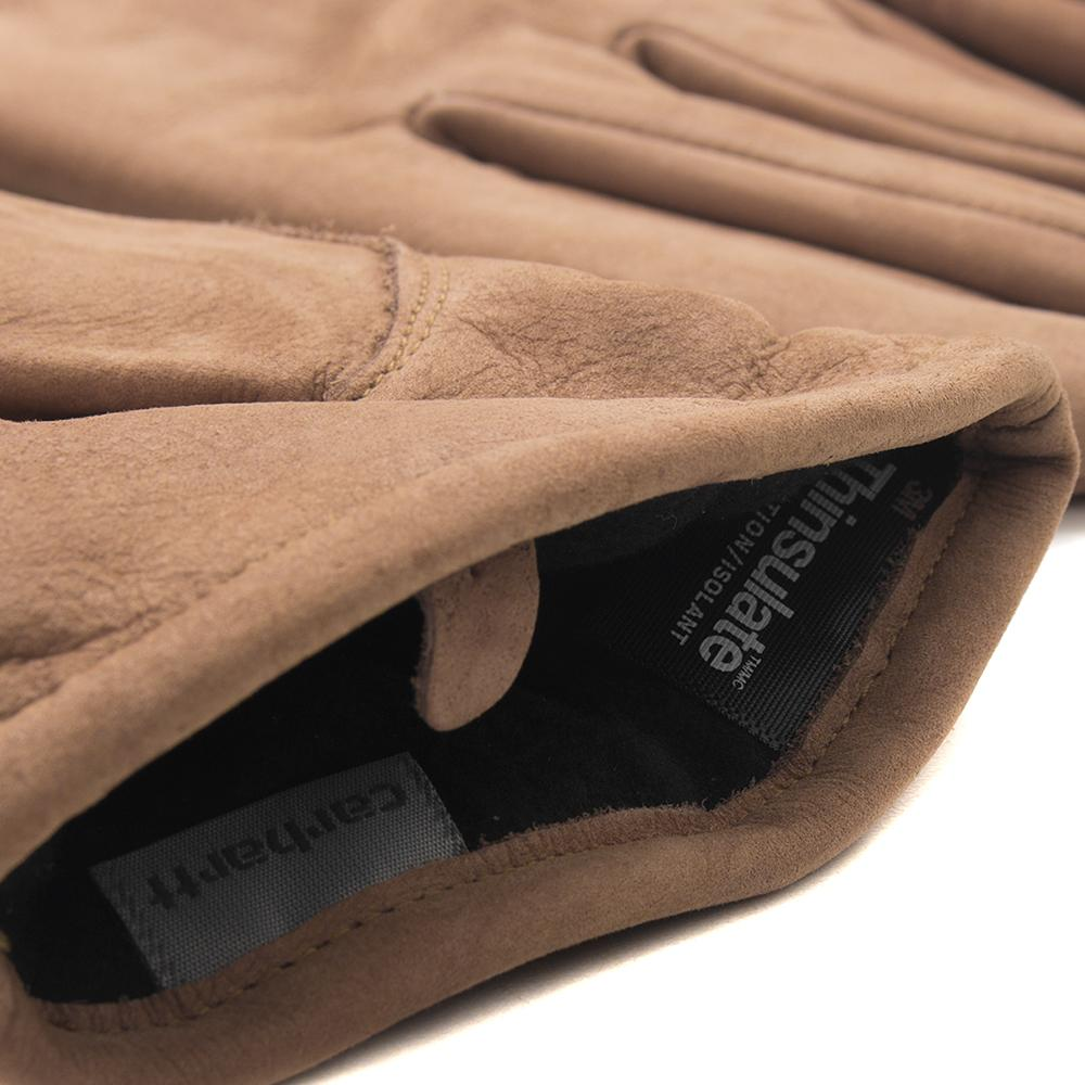 CARHARTT WIP VOSTOK GLOVES / HAMILTON BROWN