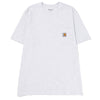 Carhartt WIP Pocket T-shirt / Ash Heather