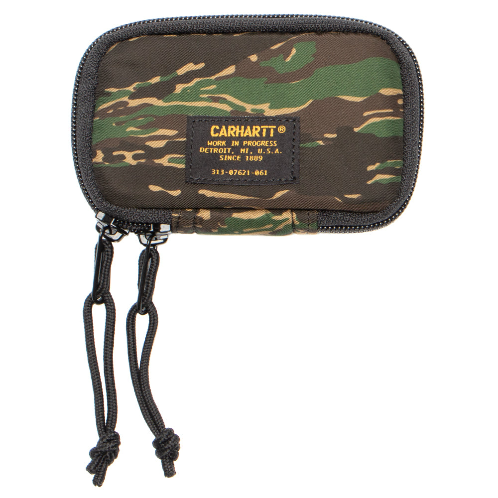 Style code I023735FW18CAM. Carhartt WIP Military Small Wallet / Camo Tiger Jungle