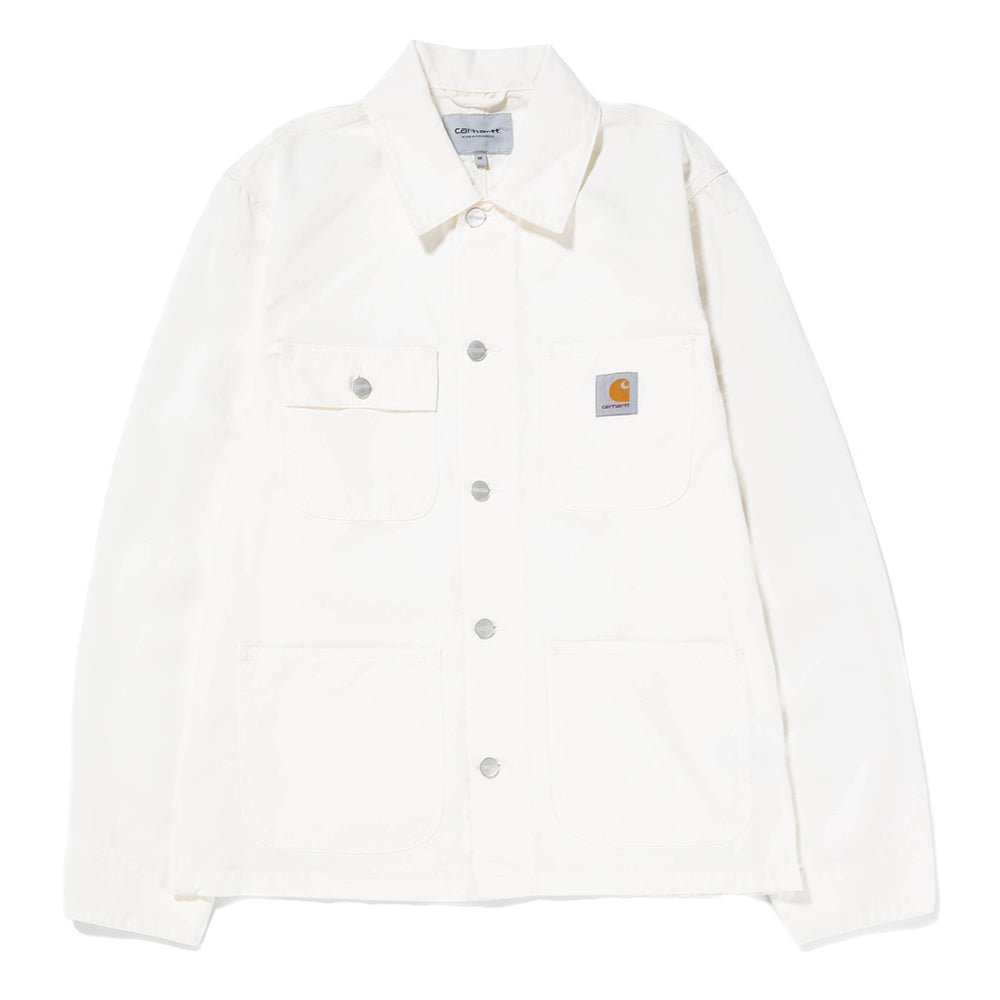 Carhartt WIP Michigan Coat / Off White